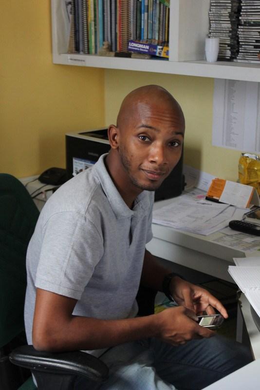 master coordinator Felippe