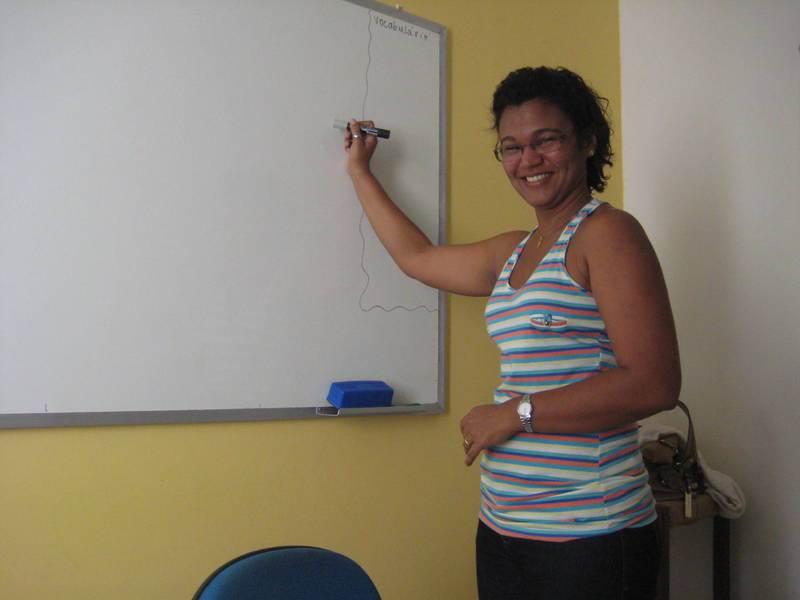 Professora Kelly