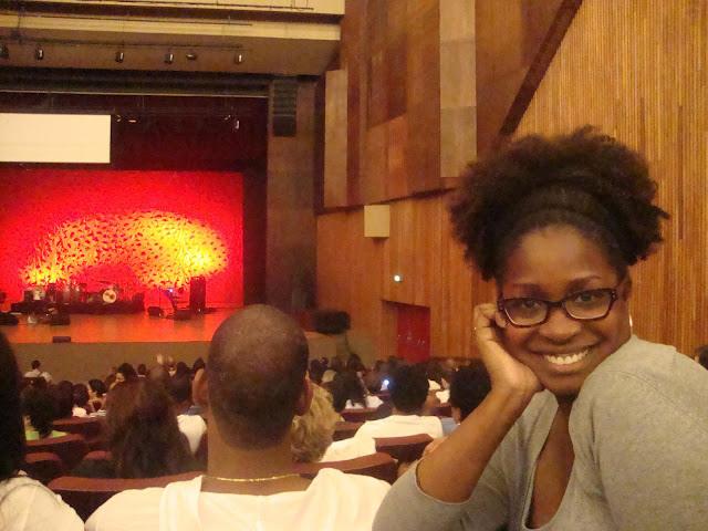 Martinalia concert at Teatro Castro Alves...see her in action below