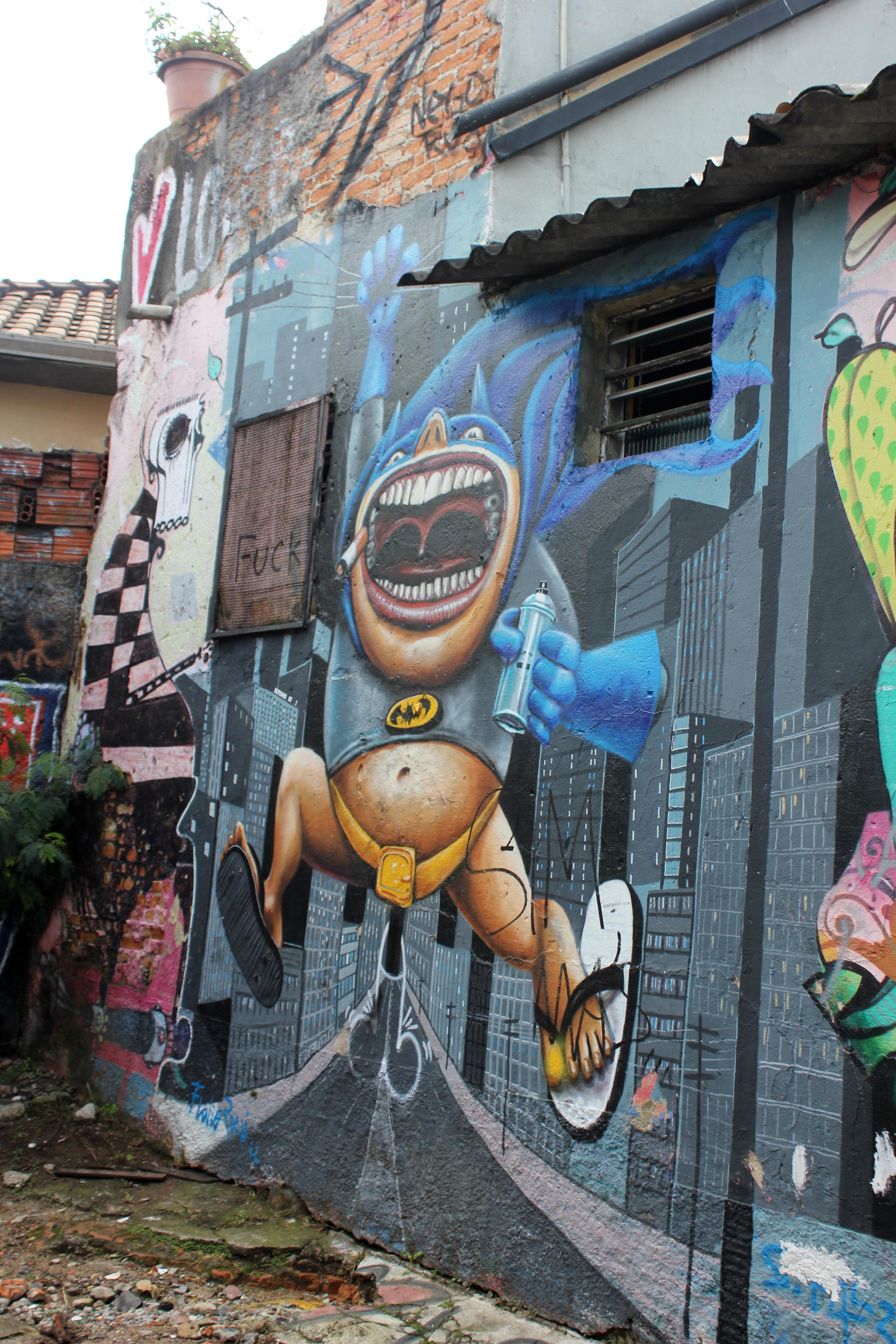 São Paulo's Street Art 14