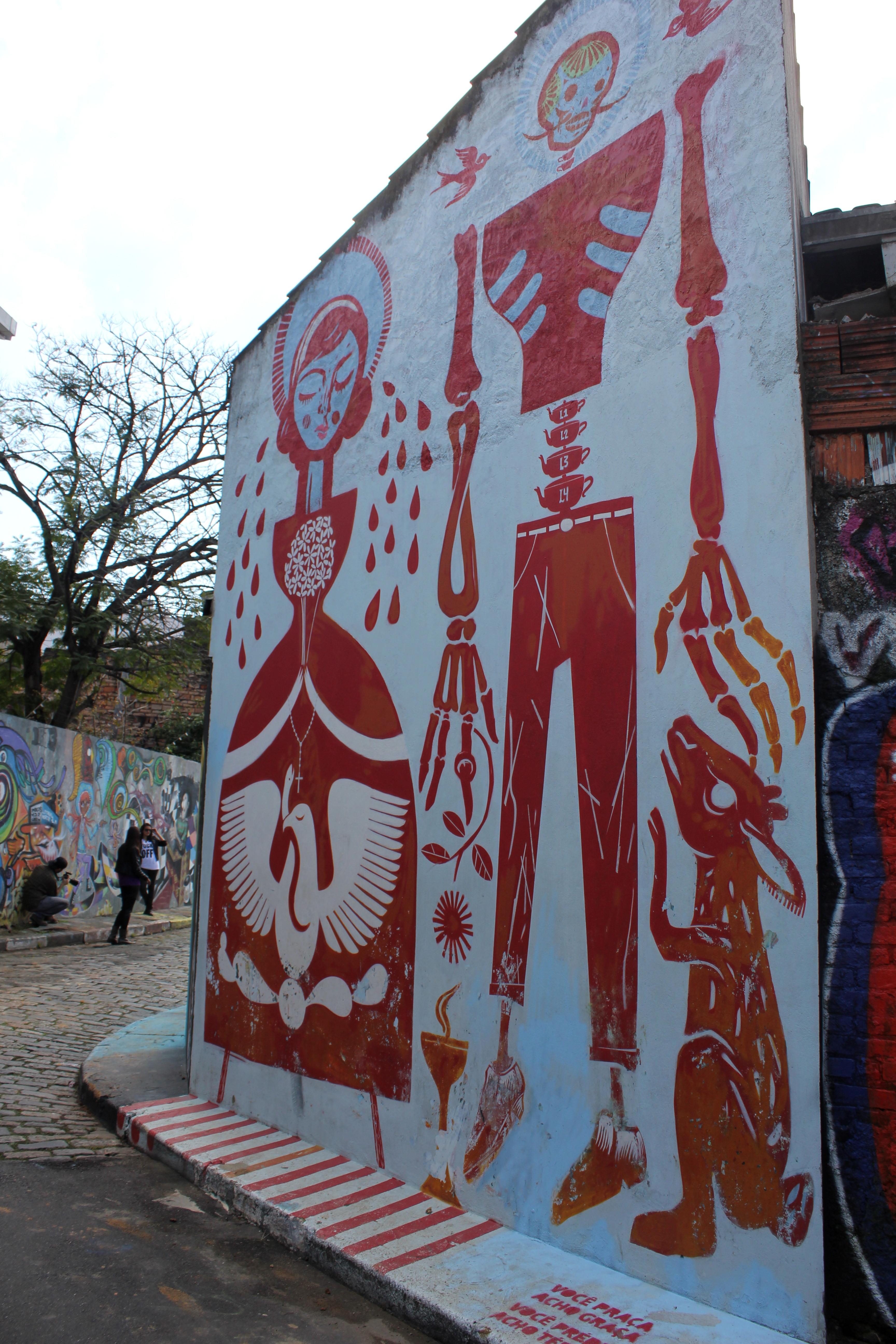 São Paulo's Street Art 15