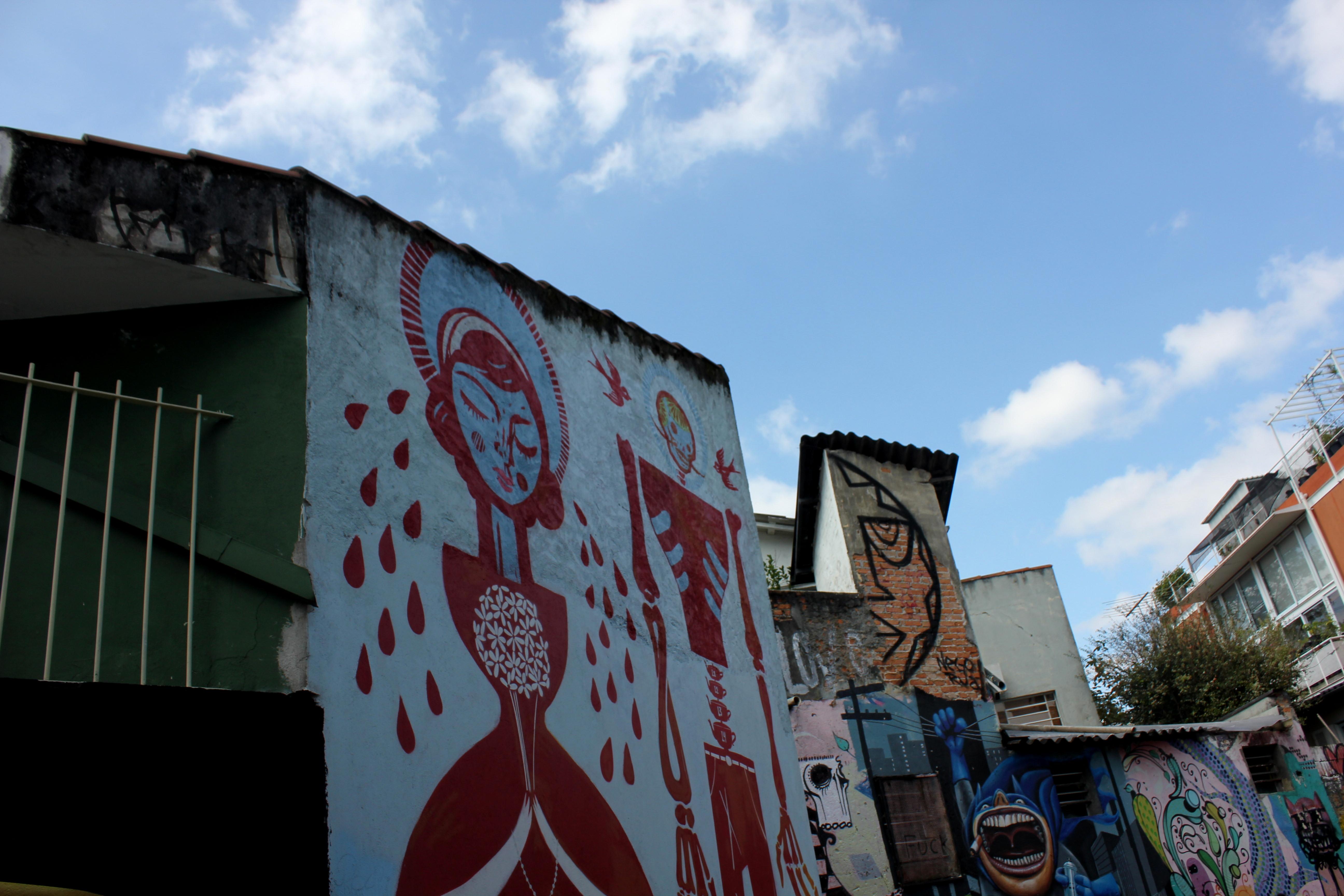 São Paulo's Street Art 17