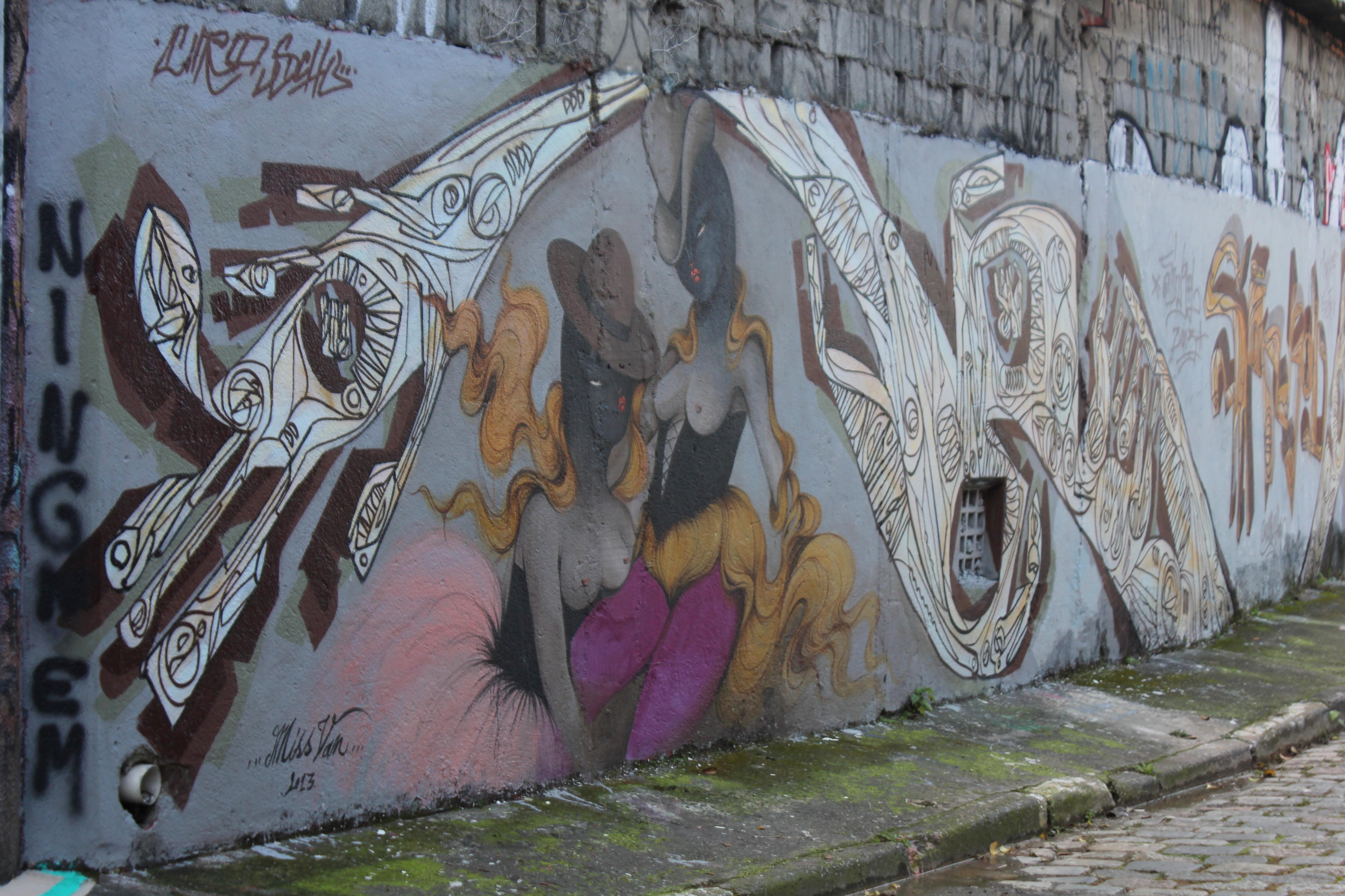 São Paulo's Street Art 34