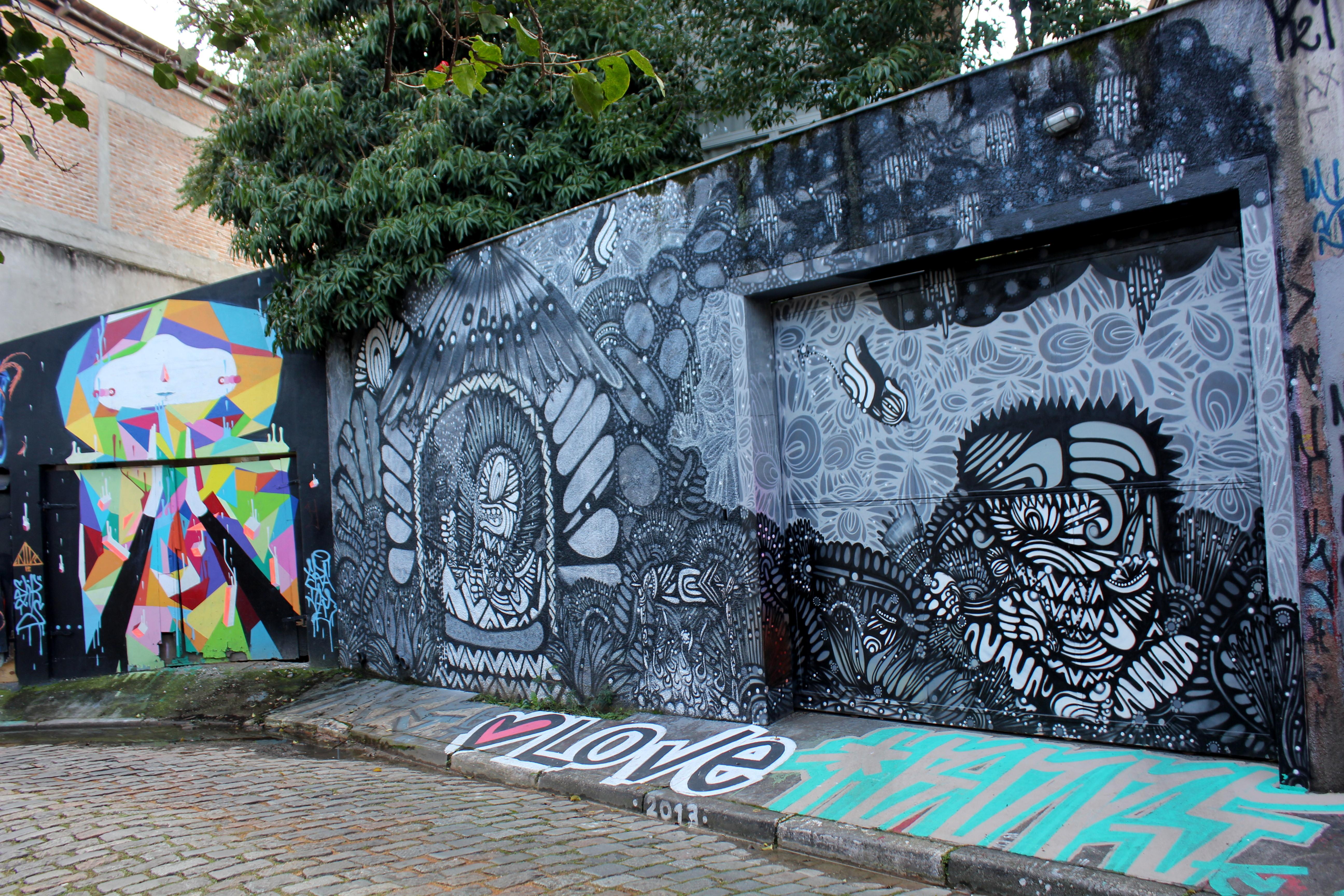 São Paulo's Street Art 39