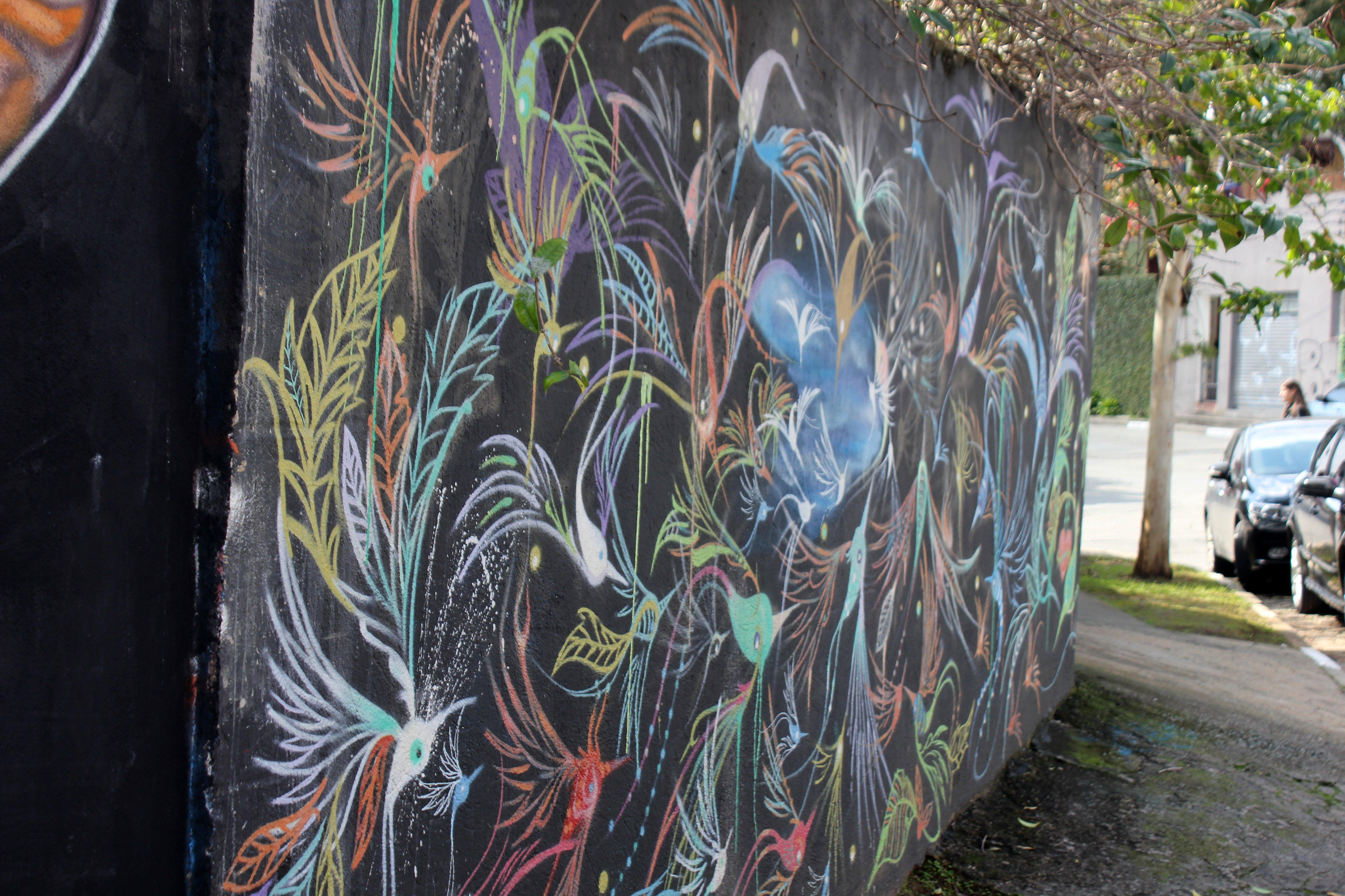 São Paulo's Street Art 43