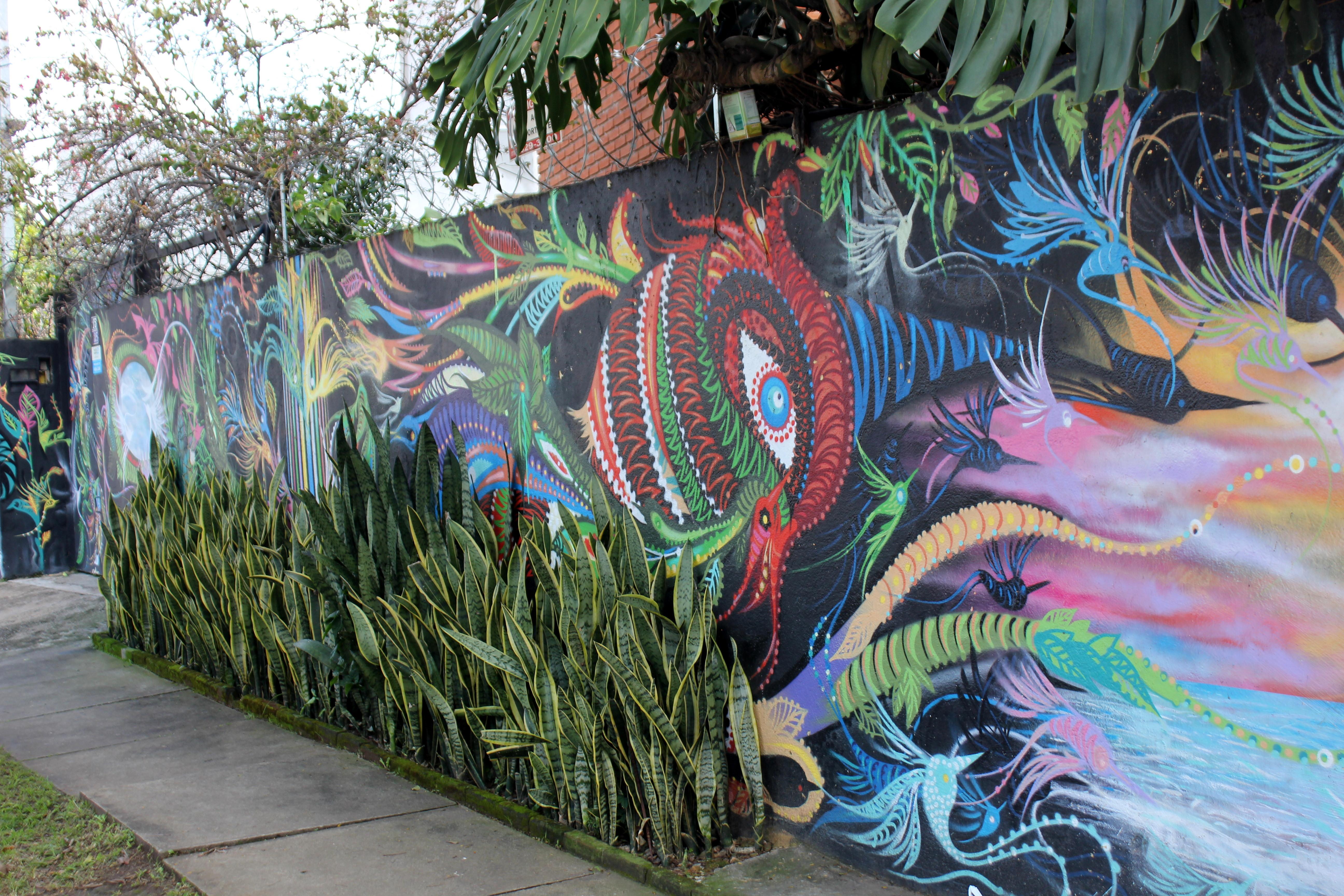 São Paulo's Street Art 45