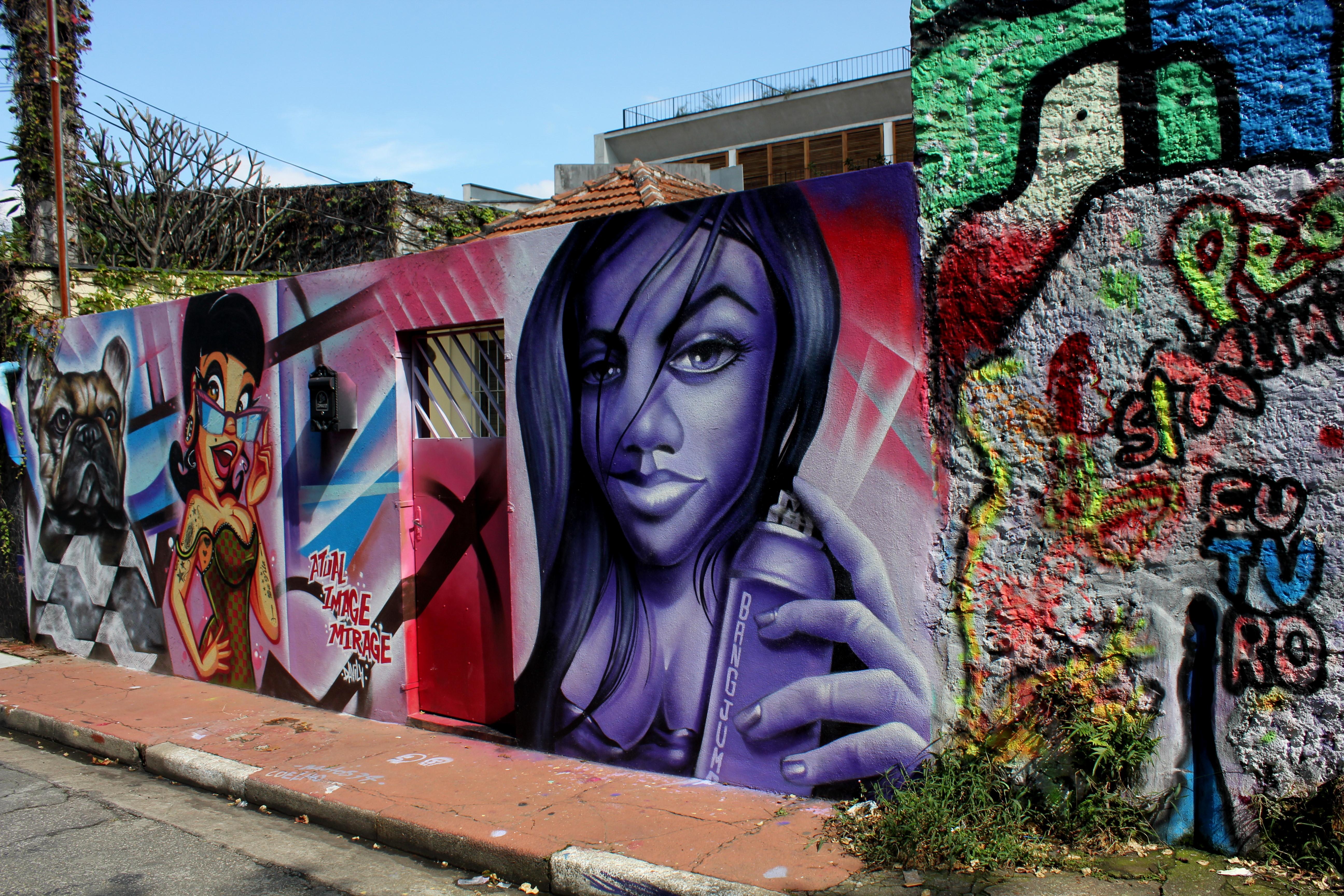 São Paulo's Street Art 51