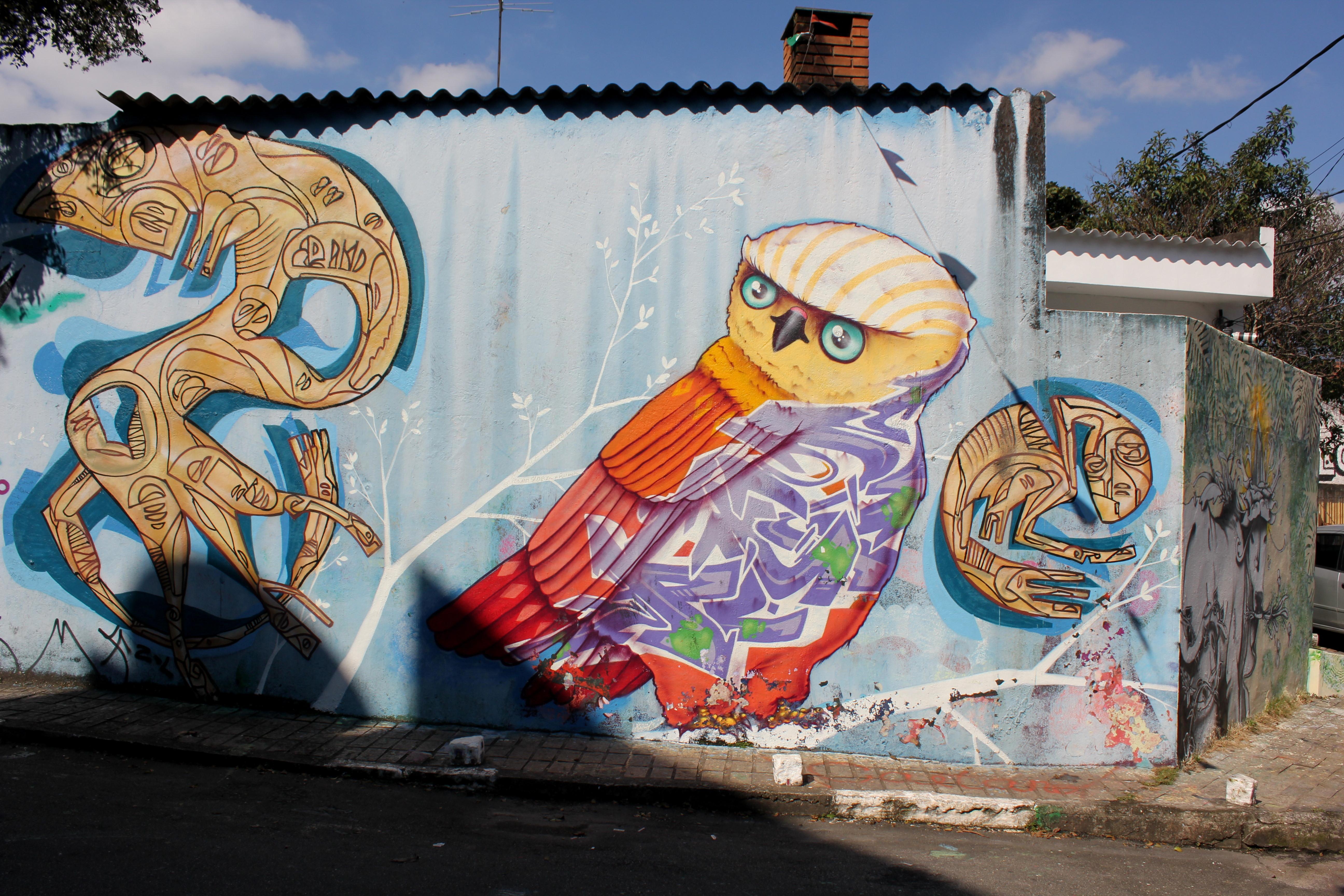 São Paulo's Street Art 60