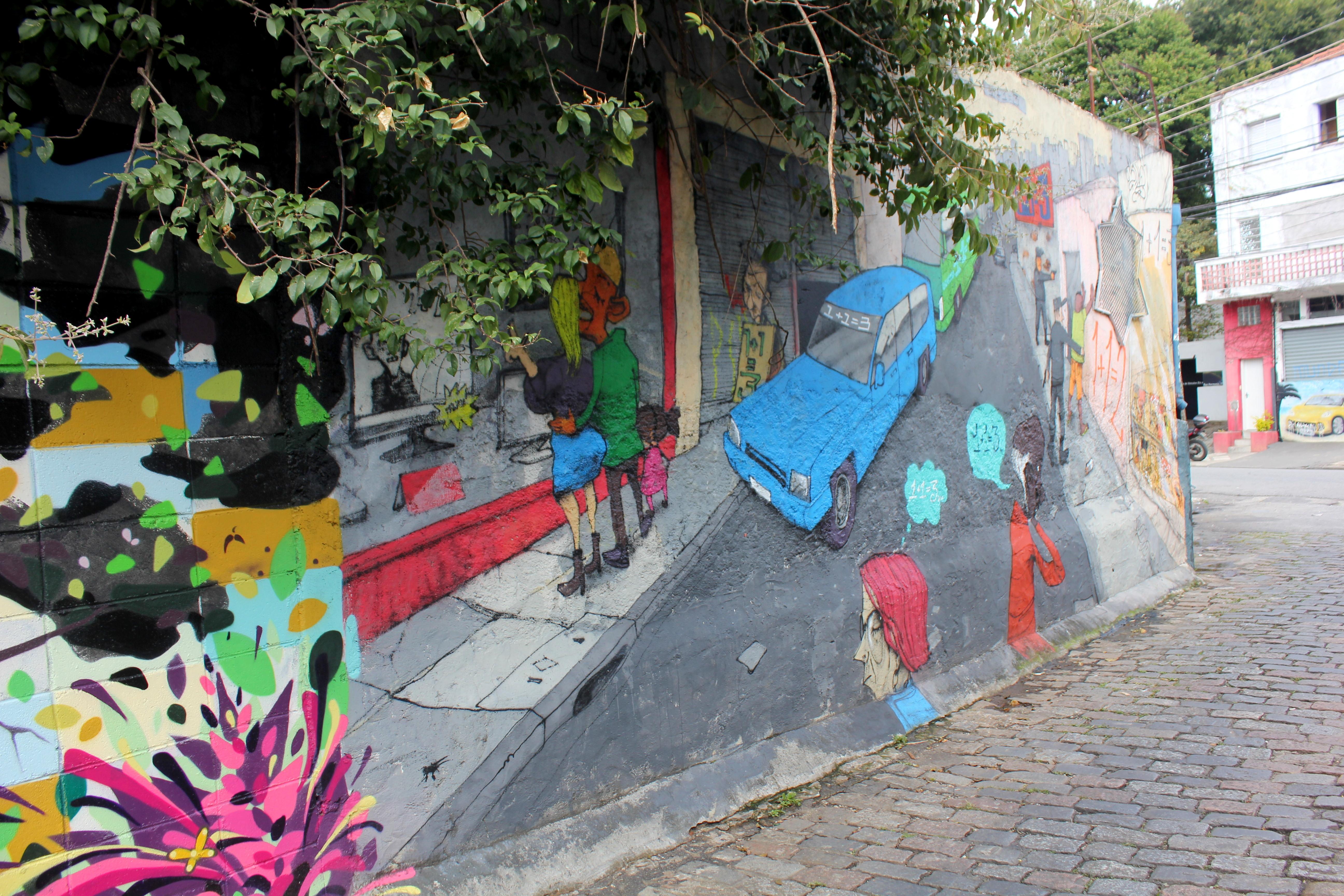 São Paulo's Street Art 8